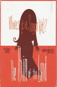 Cover Thumbnail for Where's It at Sugar Kat?: The Thin of the Land (Slave Labor, 2002 series)