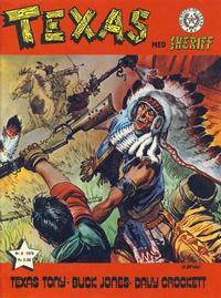 Cover Thumbnail for Texas med Sheriff (Serieforlaget / Se-Bladene / Stabenfeldt, 1976 series) #8/1976