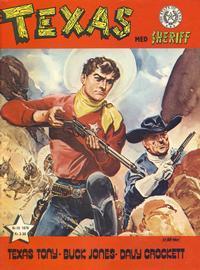Cover Thumbnail for Texas med Sheriff (Serieforlaget / Se-Bladene / Stabenfeldt, 1976 series) #10/1976