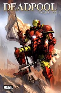 Cover Thumbnail for Deadpool (Marvel, 2008 series) #22 [Iron Man Variant]