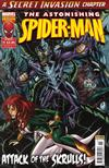Cover for Astonishing Spider-Man (Panini UK, 2009 series) #11