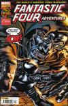 Cover for Fantastic Four Adventures (Panini UK, 2010 series) #4