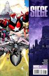 Cover Thumbnail for Siege (2010 series) #1 [Second Printing]