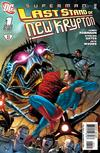 Cover for Superman: Last Stand of New Krypton (DC, 2010 series) #1 [1:25 Variant]