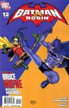 Cover for Batman and Robin (DC, 2009 series) #12