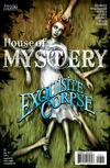 Cover for House of Mystery (DC, 2008 series) #25