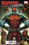 Cover for Deadpool Corps (Marvel, 2010 series) #2