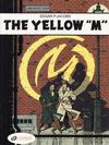 "Cover for The Adventures of Blake & Mortimer (Cinebook, 2007 series) #1 - The Yellow ""M"""