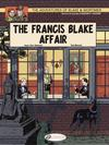 Cover for The Adventures of Blake & Mortimer (Cinebook, 2007 series) #4 - The Francis Blake Affair