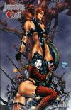 Cover for Avengelyne/Shi (Avatar Press, 2001 series) #1 [Finch]