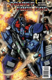 Cover Thumbnail for The Transformers (IDW, 2009 series) #3 [Cover A]