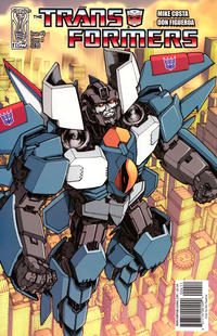 Cover Thumbnail for The Transformers (IDW, 2009 series) #4 [Cover A]