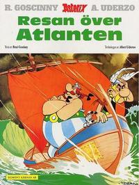 Cover Thumbnail for Asterix (Egmont, 1996 series) #22 - Resan över Atlanten