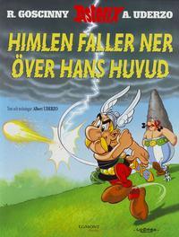 Cover Thumbnail for Asterix (Egmont, 1996 series) #33 - Himlen faller ner över hans huvud