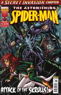 Cover Thumbnail for Astonishing Spider-Man (Panini UK, 2009 series) #11