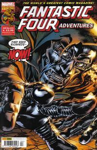 Cover Thumbnail for Fantastic Four Adventures (Panini UK, 2010 series) #4