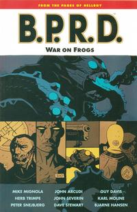 Cover Thumbnail for B.P.R.D. (Dark Horse, 2003 series) #12 - War on Frogs