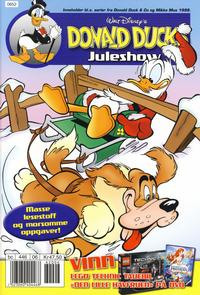 Cover Thumbnail for Donald Ducks Show (Hjemmet / Egmont, 1957 series) #[Juleshow 2006]