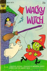 Cover Thumbnail for Wacky Witch (Western, 1971 series) #14 [Whitman Variant]