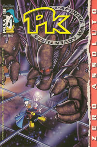 Cover Thumbnail for Pk Paperinik New Adventures (The Walt Disney Company Italia, 1996 series) #19