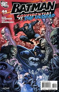 Cover Thumbnail for Batman Confidential (DC, 2007 series) #44