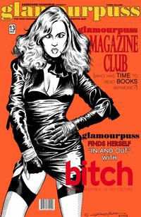 Cover Thumbnail for glamourpuss (Aardvark-Vanaheim, 2008 series) #13