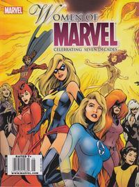 Cover Thumbnail for Women of Marvel: Celebrating Seven Decades Magazine (Marvel, 2010 series) #1