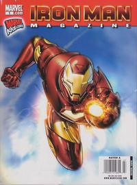 Cover Thumbnail for Iron Man Magazine (Marvel, 2010 series) #1