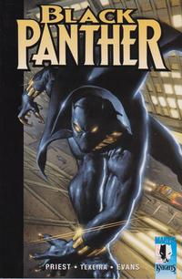 Cover Thumbnail for Black Panther: The Client (Marvel, 2001 series)