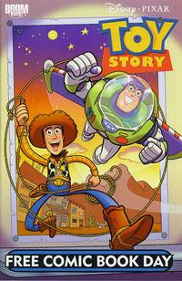 Cover Thumbnail for Toy Story Free Comic Book Day Edition (Boom! Studios, 2010 series)