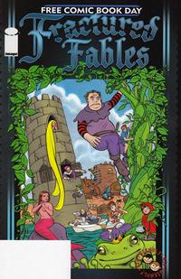 Cover Thumbnail for Fractured Fables (Free Comic Book Day Edition) (Image, 2010 series)