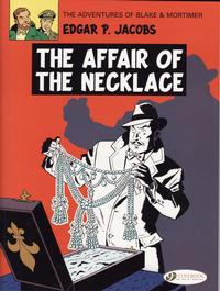 Cover Thumbnail for The Adventures of Blake & Mortimer (Cinebook, 2007 series) #7 - The Affair of the Necklace