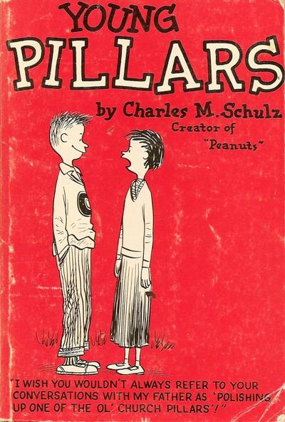 Cover for Young Pillars (Warner Press, Inc., 1958 series) #D9420