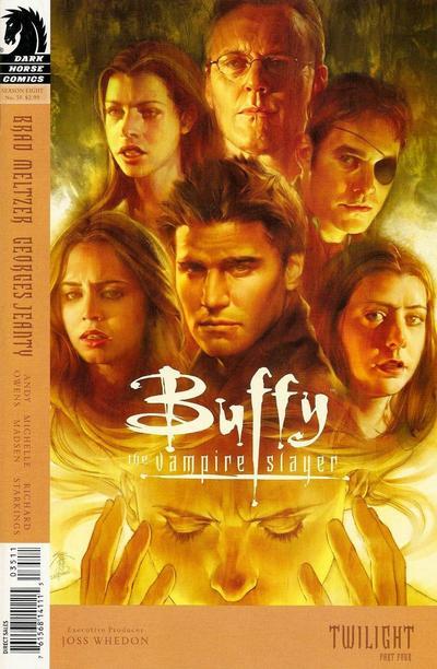 Cover for Buffy the Vampire Slayer Season Eight (Dark Horse, 2007 series) #35