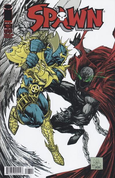 Cover for Spawn (Image, 1992 series) #197