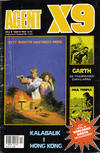 Cover for Agent X9 (Semic, 1971 series) #2/1989
