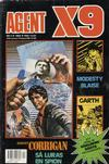 Cover for Agent X9 (Semic, 1971 series) #4/1989