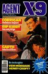 Cover for Agent X9 (Semic, 1971 series) #12/1990