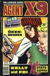 Cover for Agent X9 (Semic, 1971 series) #9/1993