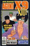 Cover for Agent X9 (Semic, 1971 series) #12/1994