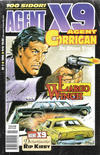 Cover for Agent X9 (Semic, 1971 series) #2/1995