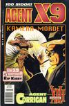 Cover for Agent X9 (Semic, 1971 series) #5/1995