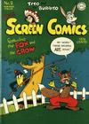 Cover for Real Screen Comics (DC, 1945 series) #2
