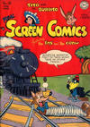 Cover for Real Screen Comics (DC, 1945 series) #16