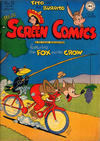 Cover for Real Screen Comics (DC, 1945 series) #19