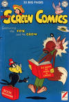 Cover for Real Screen Comics (DC, 1945 series) #33