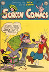 Cover for Real Screen Comics (DC, 1945 series) #64