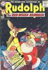 Cover for Rudolph the Red-Nosed Reindeer (DC, 1950 series) #[8 1957-1958]