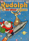 Cover for Rudolph the Red-Nosed Reindeer (DC, 1950 series) #[9 1958-1959]