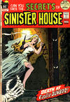 Cover for Secrets of Sinister House (DC, 1972 series) #5